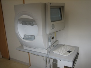 視野検査装置